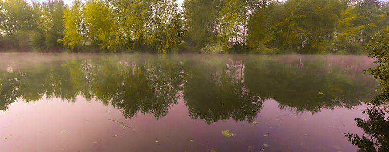 La Seine en octobre