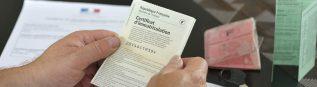 Démarches pour le certificat d'immatriculation